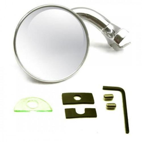 4 Quot Curved Arm Peep Mirror
